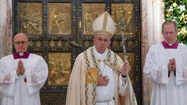 Papa'dan kürtaj affı açılımı