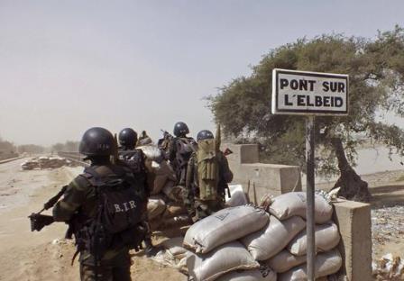 Nijerya Ordusu mülteci kampını bombaladı